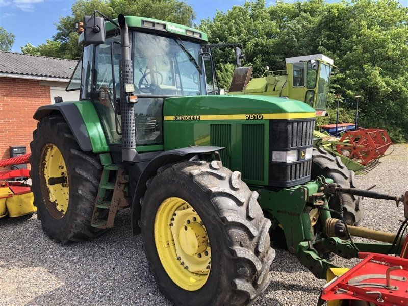 Traktor typu John Deere 7810, Gebrauchtmaschine w Nørager (Zdjęcie 1)