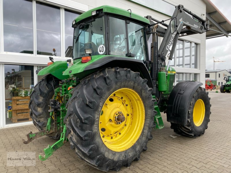 Traktor des Typs John Deere 7810, Gebrauchtmaschine in Eching (Bild 3)