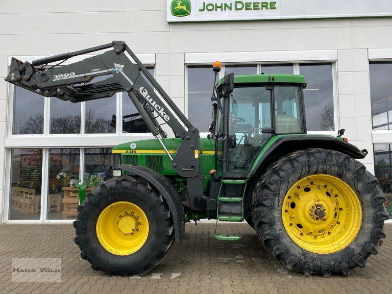 Traktor des Typs John Deere 7810, Gebrauchtmaschine in Eching (Bild 7)