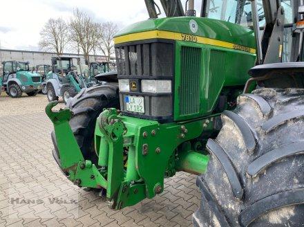 Traktor des Typs John Deere 7810, Gebrauchtmaschine in Eching (Bild 9)