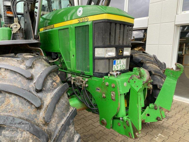 Traktor des Typs John Deere 7810, Gebrauchtmaschine in Eching (Bild 10)