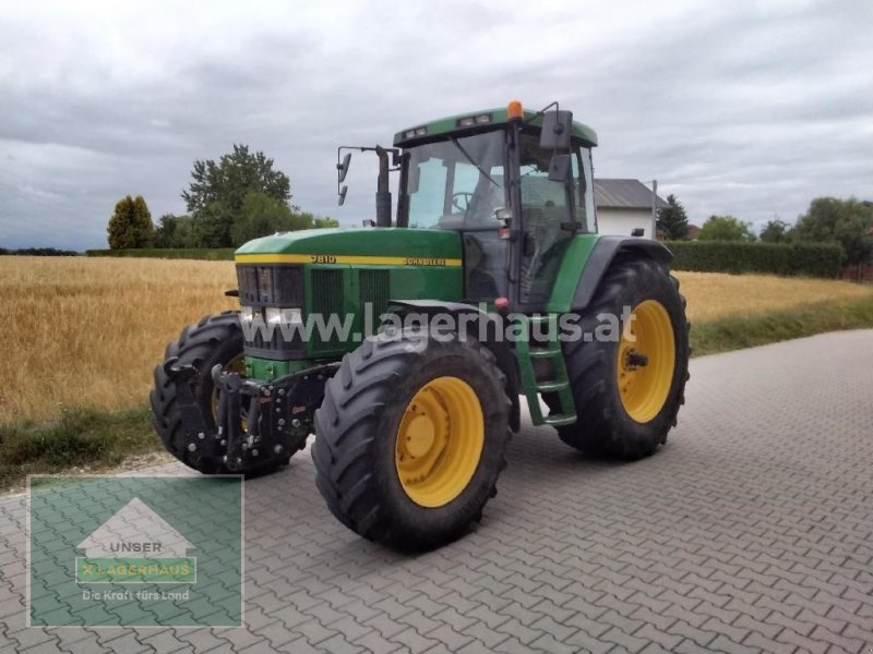 Traktor des Typs John Deere 7810, Gebrauchtmaschine in Wels (Bild 1)