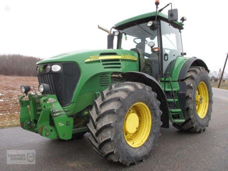 Traktor del tipo John Deere 7820 AutoPower, Gebrauchtmaschine en Crombach/St.Vith (Imagen 1)