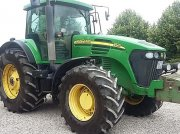 Traktor типа John Deere 7820 M. Hitch. krog., Gebrauchtmaschine в Faaborg