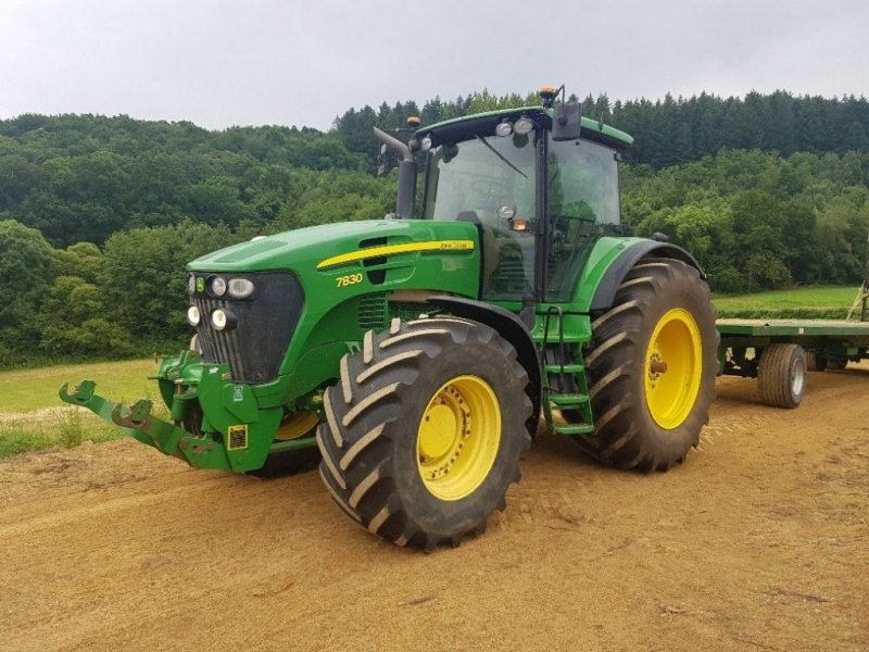 Traktor a típus John Deere 7830, Gebrauchtmaschine ekkor: CASTETIS (Kép 1)