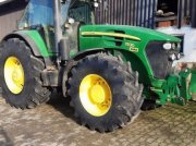 Traktor des Typs John Deere 7830 in Markersdorf