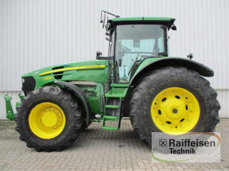 Traktor des Typs John Deere 7830, Gebrauchtmaschine in Holle (Bild 1)