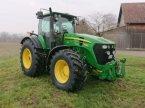 Traktor des Typs John Deere 7830 in Ebersbach Musbach