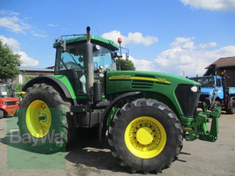 Traktor des Typs John Deere 7920 AUTO POWER.  #465, Gebrauchtmaschine in Schönau b.Tuntenhaus (Bild 2)