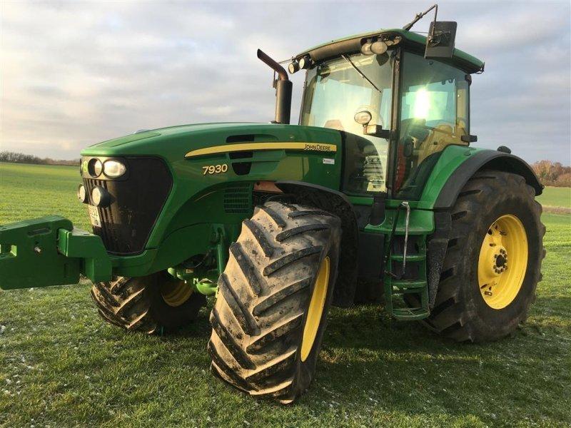 Traktor a típus John Deere 7930  Autopower, Gebrauchtmaschine ekkor: Bredsten (Kép 1)