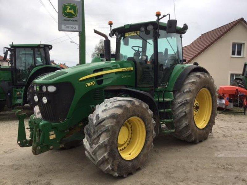 Traktor tip John Deere 7930, Gebrauchtmaschine in MONTIGNY LE ROI (Poză 1)