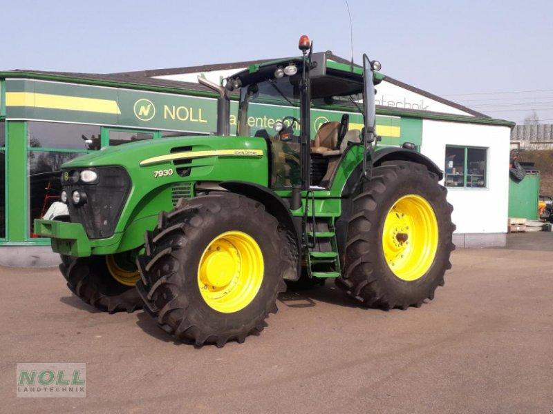 Traktor des Typs John Deere 7930, Gebrauchtmaschine in Limburg (Bild 1)