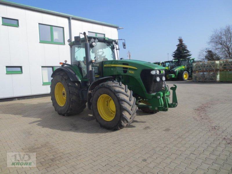 Traktor типа John Deere 7930, Gebrauchtmaschine в Zorbau (Фотография 1)