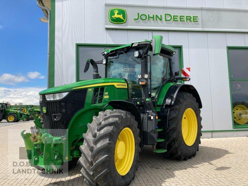 Traktor des Typs John Deere 7R 310, Gebrauchtmaschine in Leiblfing (Bild 1)