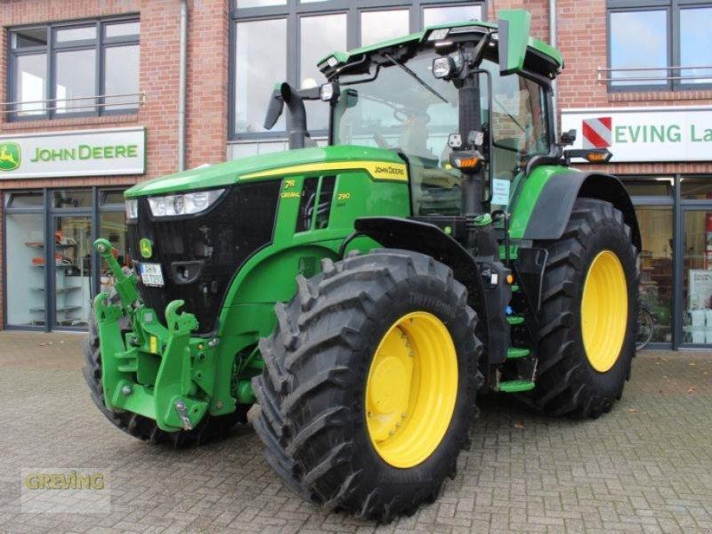 Traktor des Typs John Deere 7R290 7290R, Gebrauchtmaschine in Ahaus (Bild 1)