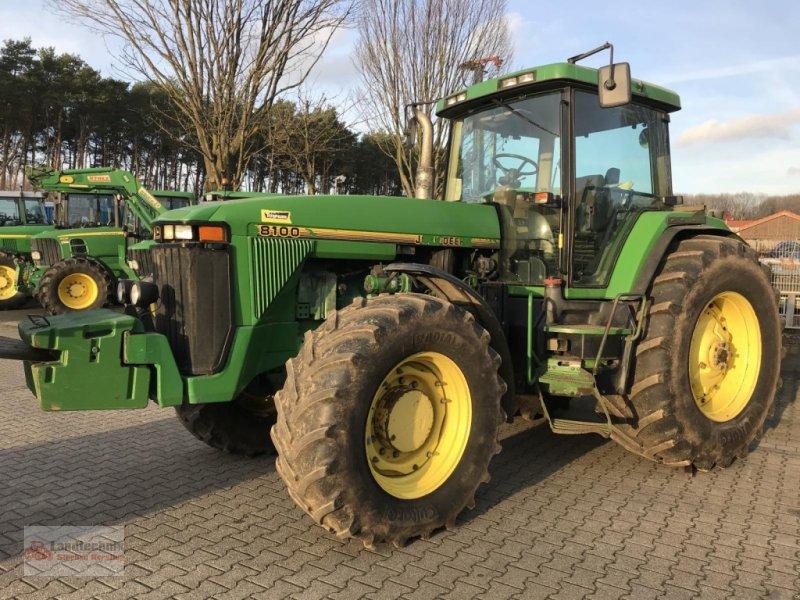 Traktor a típus John Deere 8100 Powershift, Gebrauchtmaschine ekkor: Marl (Kép 1)