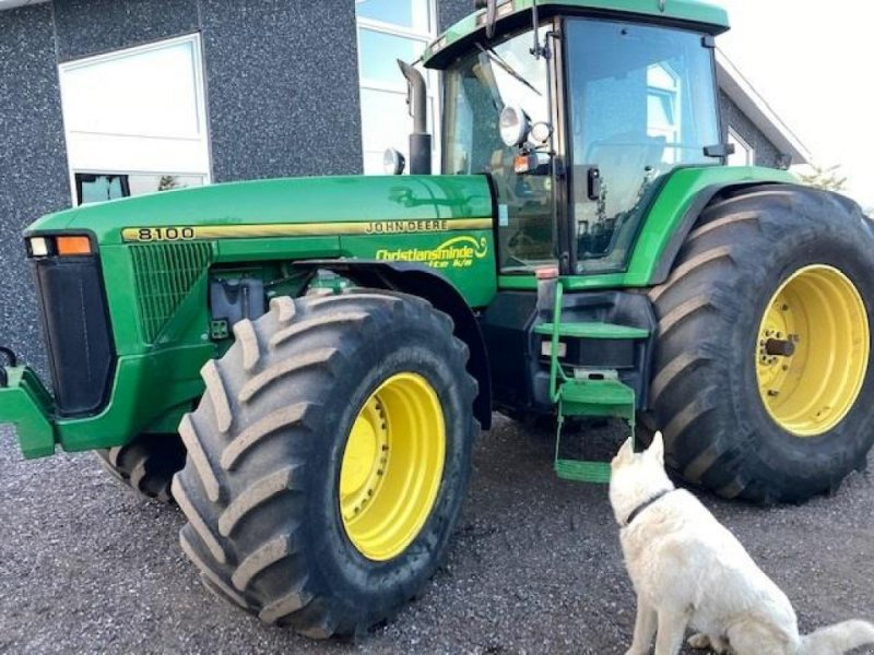 Traktor tipa John Deere 8100 SUPERFLOT, Gebrauchtmaschine u Dronninglund (Slika 1)