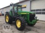 Traktor des Typs John Deere 8200 in Dedelow