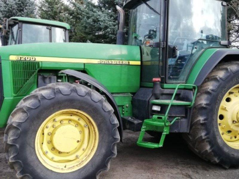 Traktor typu John Deere 8200, Gebrauchtmaschine v Rokycany (Obrázek 1)