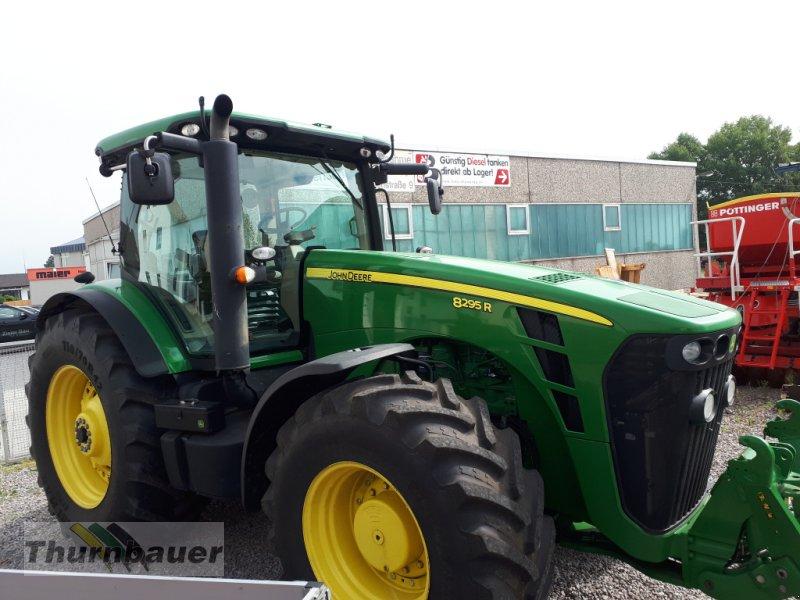 Traktor a típus John Deere 8295R, Gebrauchtmaschine ekkor: Cham (Kép 1)