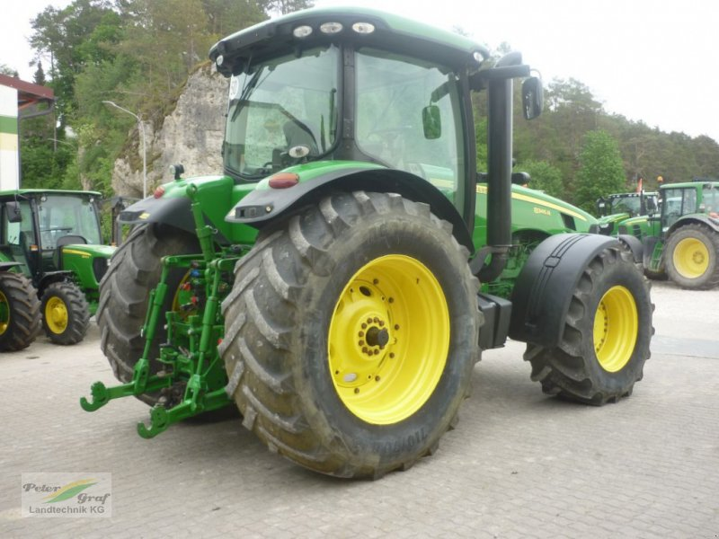 Traktor des Typs John Deere 8295R, Gebrauchtmaschine in Pegnitz-Bronn (Bild 3)