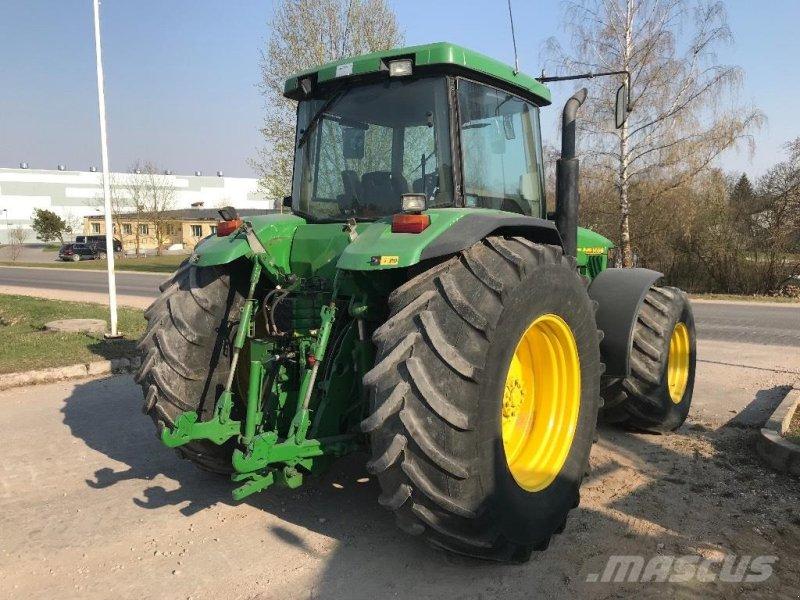 Traktor типа John Deere 8300 MED FRONTLIFT, Gebrauchtmaschine в Hobro (Фотография 3)