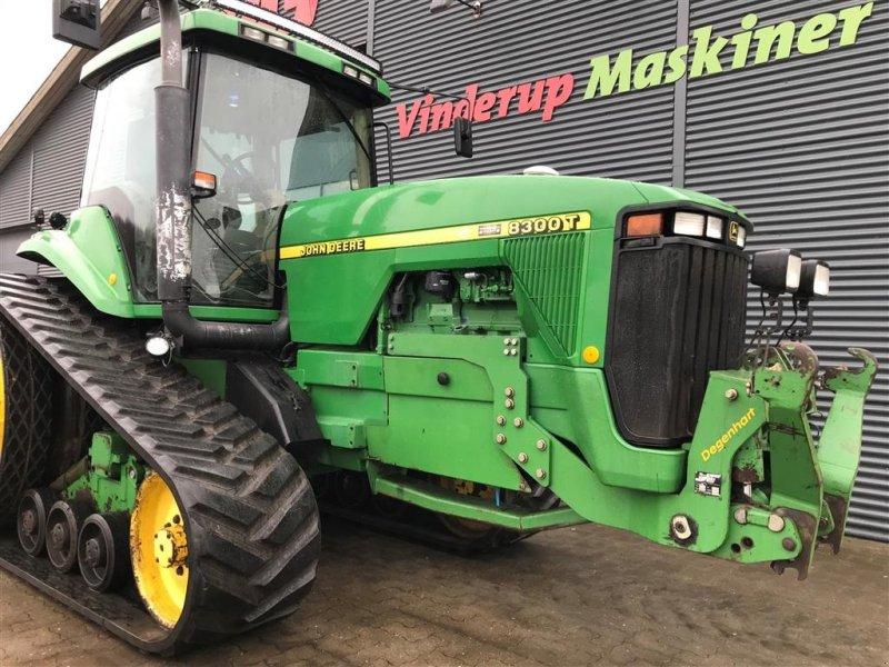 Traktor des Typs John Deere 8300 T bæltetraktor, Gebrauchtmaschine in Vinderup (Bild 1)