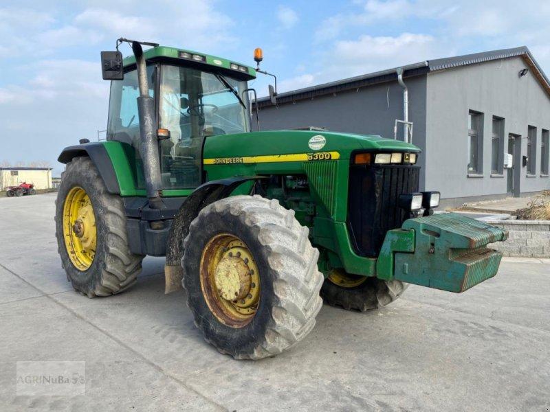 Traktor типа John Deere 8300, Gebrauchtmaschine в Prenzlau (Фотография 1)