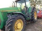 Traktor tip John Deere 8300 in Tatarastii de sus