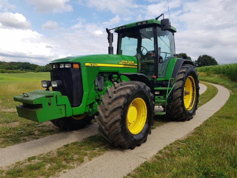 Traktor типа John Deere 8310 powershift, Gebrauchtmaschine в Honigsee (Фотография 1)