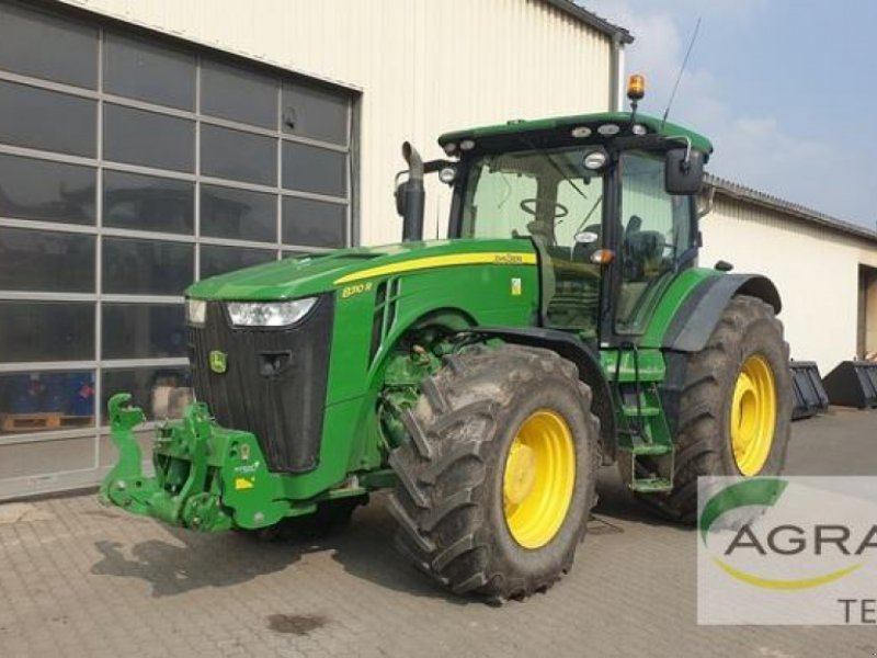 Traktor of the type John Deere 8310 R AUTOPOWR, Gebrauchtmaschine in Grimma (Picture 1)