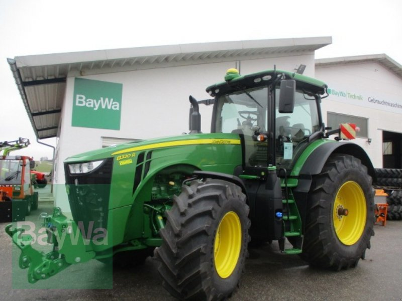 Traktor des Typs John Deere 8320 R Auto Power, Gebrauchtmaschine in Schönau b.Tuntenhausen (Bild 1)
