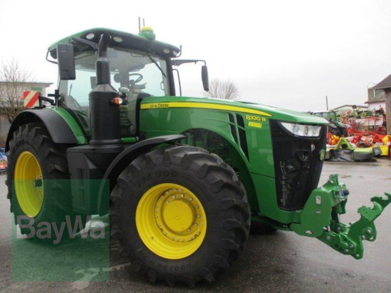 Traktor des Typs John Deere 8320 R Auto Power, Gebrauchtmaschine in Schönau b.Tuntenhausen (Bild 4)