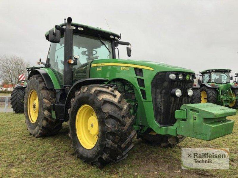 Traktor a típus John Deere 8320 R, Gebrauchtmaschine ekkor: Goldberg (Kép 2)