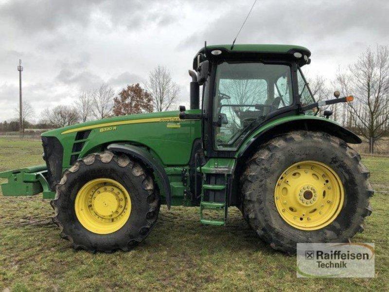 Traktor a típus John Deere 8320 R, Gebrauchtmaschine ekkor: Goldberg (Kép 10)