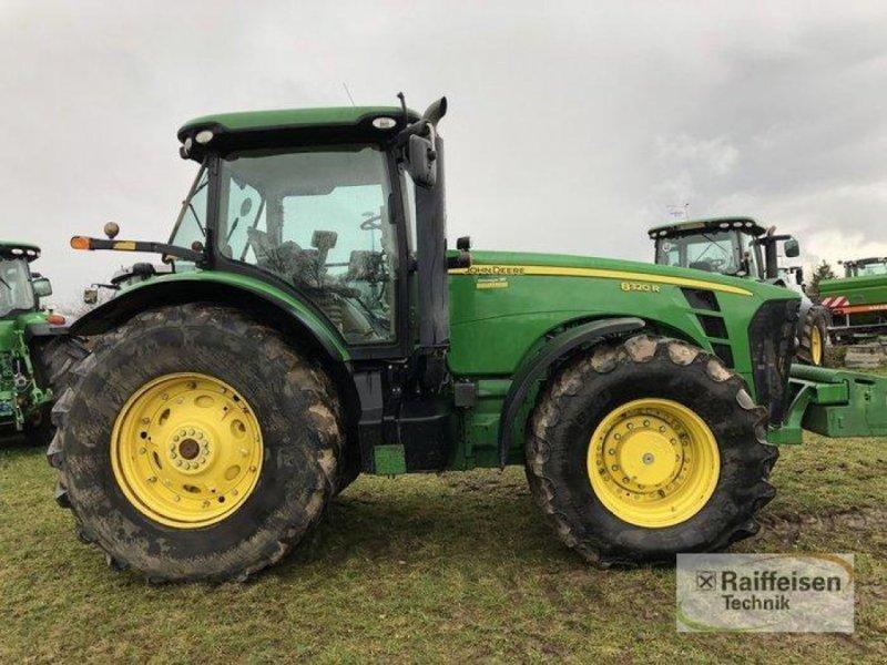 Traktor a típus John Deere 8320 R, Gebrauchtmaschine ekkor: Goldberg (Kép 11)