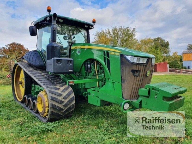 Traktor des Typs John Deere 8320 RT, Gebrauchtmaschine in Kruckow (Bild 1)
