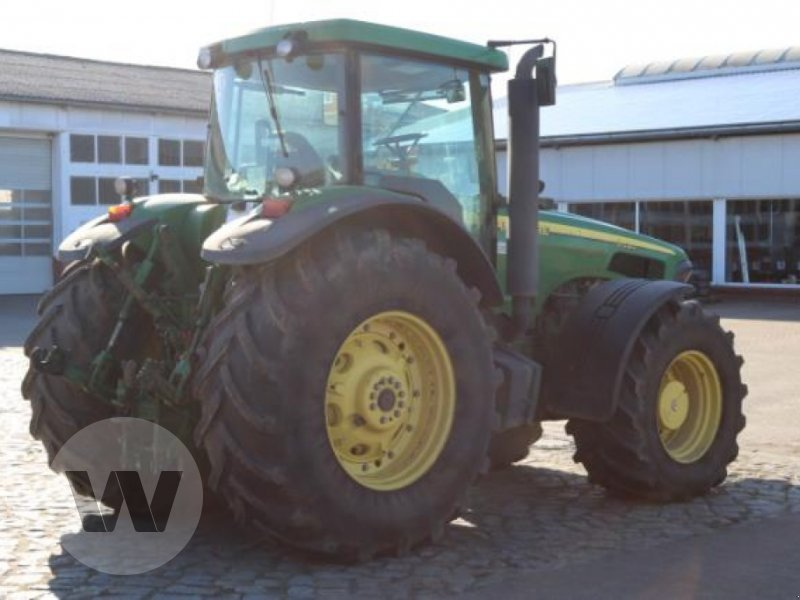 Traktor des Typs John Deere 8320, Gebrauchtmaschine in Jördenstorf (Bild 4)