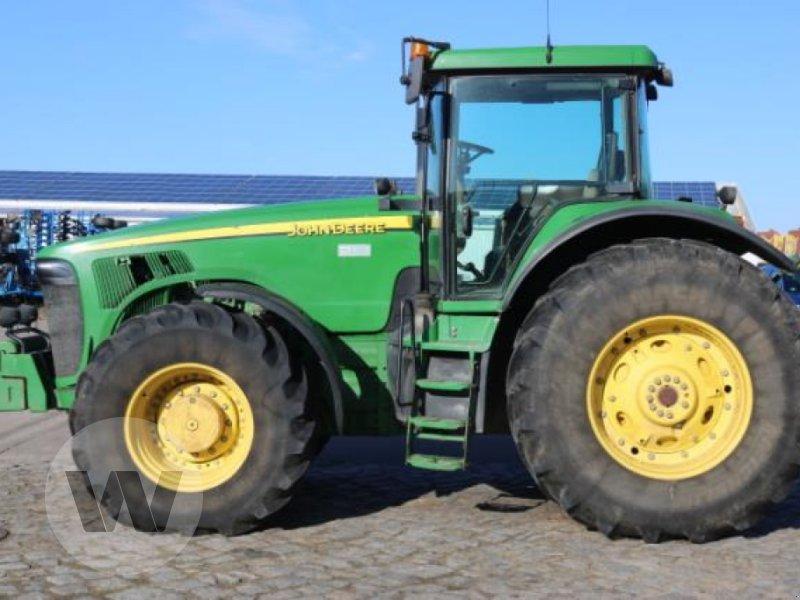 Traktor des Typs John Deere 8320, Gebrauchtmaschine in Jördenstorf (Bild 6)