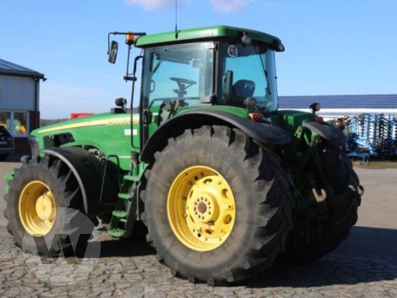 Traktor des Typs John Deere 8320, Gebrauchtmaschine in Jördenstorf (Bild 5)