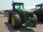 Traktor del tipo John Deere 8320 en Logroño la Rioja