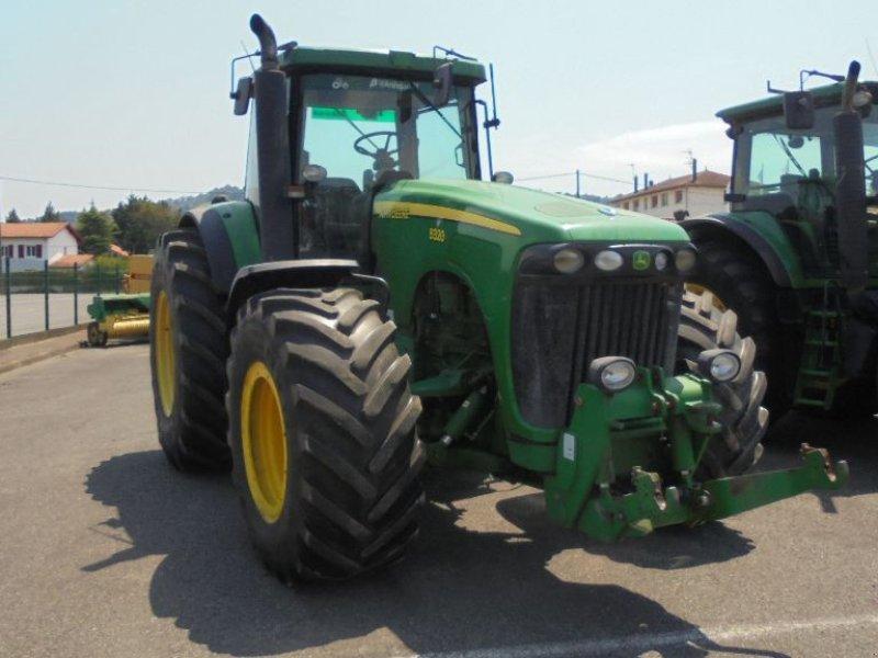 Traktor del tipo John Deere 8320, Gebrauchtmaschine en Logroño la Rioja (Imagen 1)