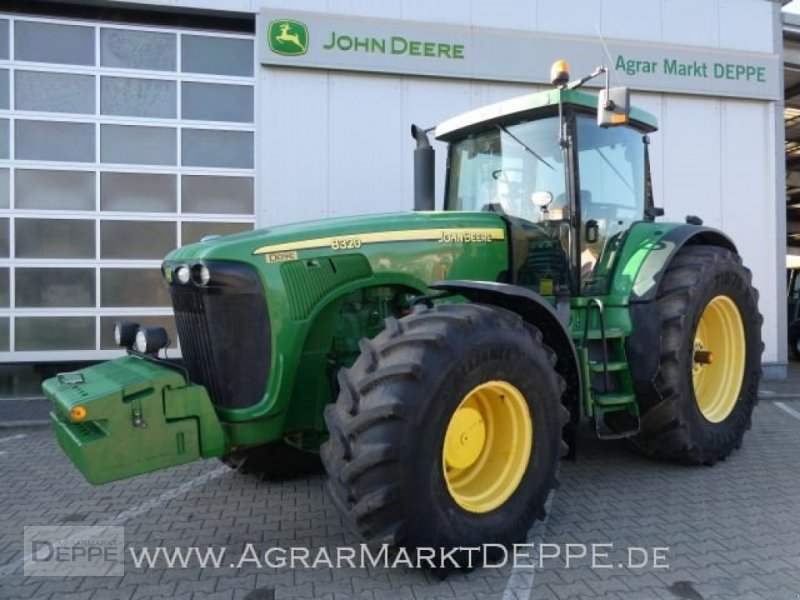 Traktor del tipo John Deere 8320, Gebrauchtmaschine en Bad Lauterberg-Barbis (Imagen 1)
