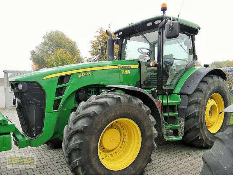 Traktor del tipo John Deere 8320R ALLRADTRAKTOR, Gebrauchtmaschine en Osterburg (Imagen 1)