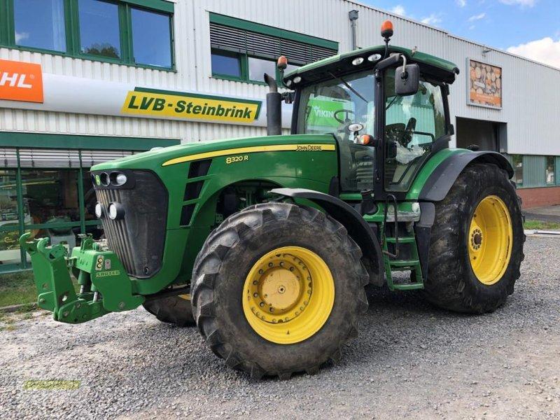 Traktor del tipo John Deere 8320R AutoPowr 40km/h, Gebrauchtmaschine en Barsinghausen OT Groß Munzel (Imagen 1)