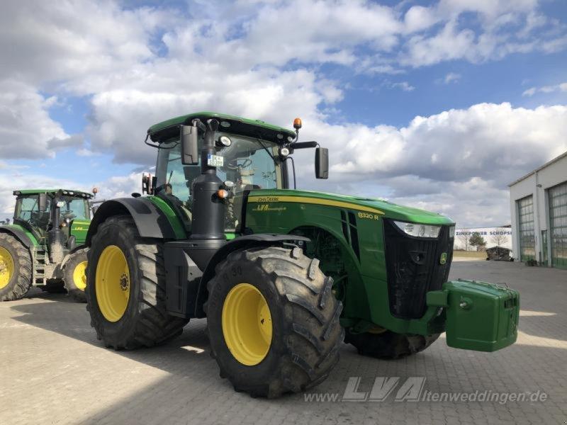 Traktor del tipo John Deere 8320R E23-PowerShift ULTIMATE-Edition, Gebrauchtmaschine en Schopsdorf (Imagen 1)