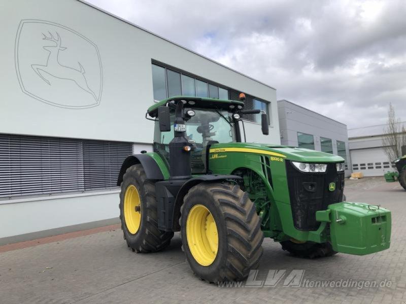 Traktor типа John Deere 8320R E23-PowerShift ULTIMATE-Edition, Gebrauchtmaschine в Sülzetal (Фотография 1)