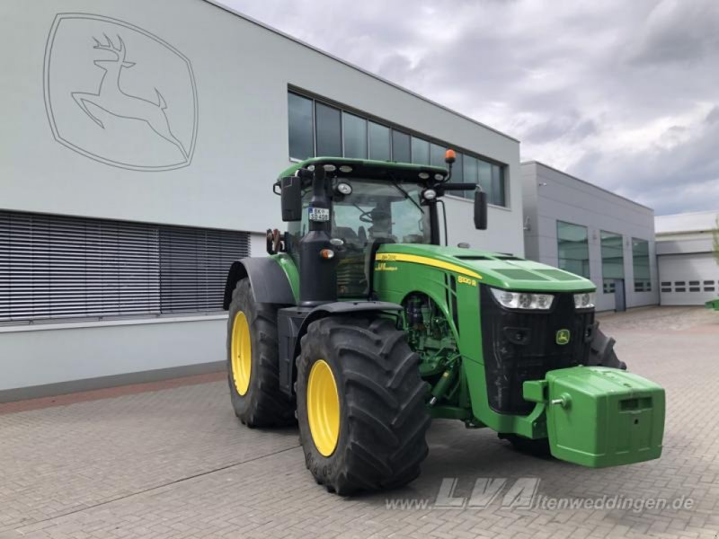 Traktor des Typs John Deere 8320R E23-PowerShift ULTIMATE-Edition, Gebrauchtmaschine in Sülzetal (Bild 1)