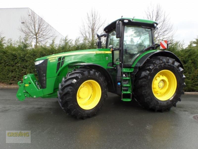 Traktor del tipo John Deere 8320R, Gebrauchtmaschine en Werne (Imagen 1)