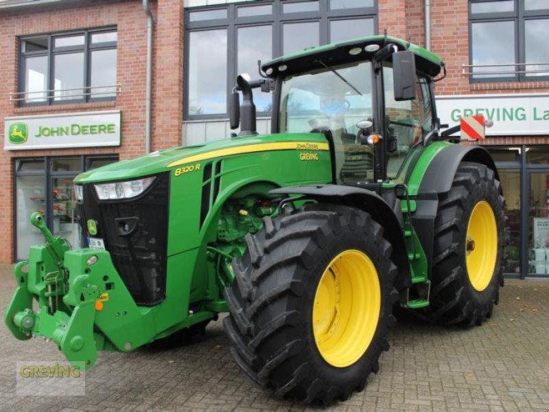 Traktor del tipo John Deere 8320R, Gebrauchtmaschine en Ahaus (Imagen 1)